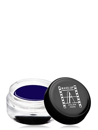 Make-Up Atelier Paris Gel Color Waterproof CGBLE Ink blue Краска гелевая водостойкая чернильно-синяя