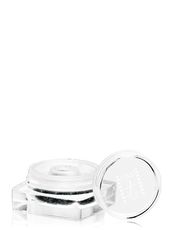 Make-Up Atelier Paris Pearl Powder PP23 Deep sea Тени рассыпчатые перламутровые черное море