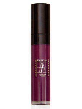 Make-Up Atelier Paris Long Lasting Lipstick RW17 Блеск для губ суперстойкий фиолетовый