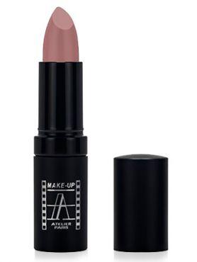Make-Up Atelier Paris Velvet Lipstick B111V Bois de rose Помада Велюр соболиный лиловый